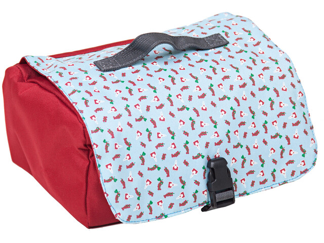 Grüezi-Bag Trousse de toilette Large, berry